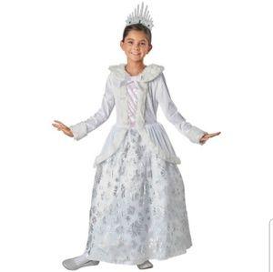 Snow Queen Dress Up Costume